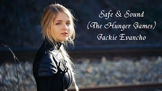 Jackie Evancho Safe Sound The Hunger Games