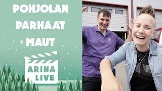 Arina Live: Pohjolan parhaat maut - Lapin Panimo