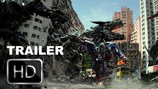 Transformers Age of Extinction Extended Trailer |Fan Made|