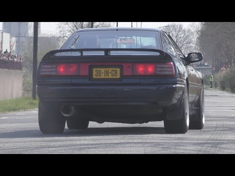 400+HP Toyota Supra Mk3-Lovely 1JZ Sounds!