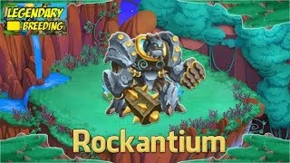 Monster Legends - How To Get Rockantium (Legendary) + Combat