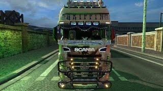 Ets 2 V1 27 8 Carls Scania R Amp S Illegal V8 1  Sound  Tuning
