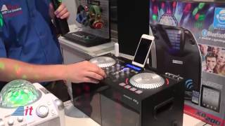 iDance Audio at IFA 2015 | Into Tomorrow