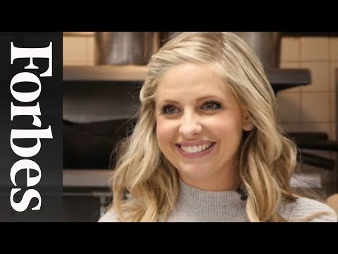 Baking With Buffy: Sarah Michelle Gellar's Food Startup
