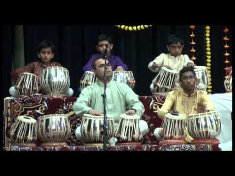 8th Late Shri Madhav Tare Sangeet Mahotsav: Ek Taal Kaida