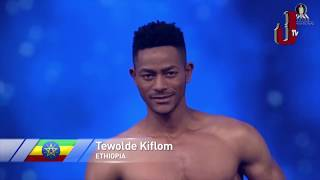 "Jossy ""Min Addis?"" interview with Model Tewelde Kiflom (Miki)"