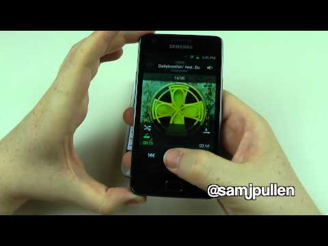 Samsung Galaxy S2 vs iPhone 4S - Speaker / Music Performance
