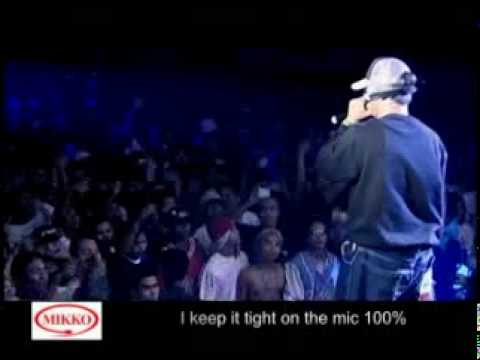 Myanmar Hip Hop Song: 100 % video