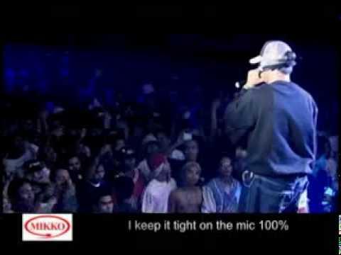 Myanmar Hip Hop Song: 100 % video
