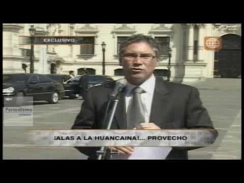 Ministro Pastor y congresista Tapia también fueron socios del rector de Alas Peruanas