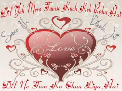 Dil Ne Tum Ko Chun Liya Hai Full Video Song video