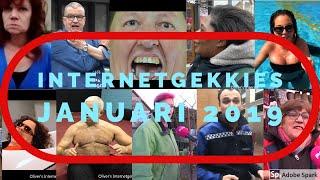 De Internetgekkies van de maand Januari 2019