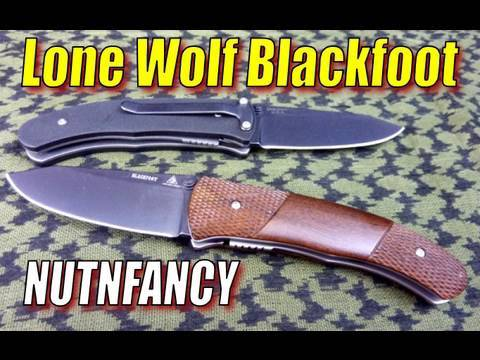 Lone Wolf Blackfoot:  