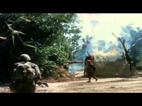 Creedence Clearwater Revival - Run Through The Jungle - Vietnam war