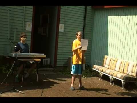 2008 Chevy Impala Song by Jack - FOCUS Center for Autism Summer 2014 Talent Show