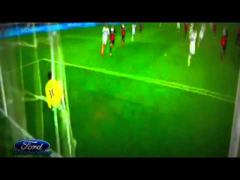 PSG vs Chelsea 2014 3-1 all goals and highlights 02/04/2014 ford version