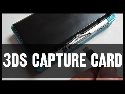 3ds capture card links in description how to save money and do it yourself. Black Bedroom Furniture Sets. Home Design Ideas