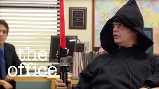 Dwight's Force Awakens - The Office US