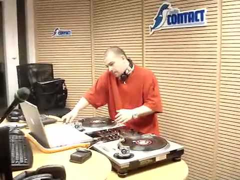 DJ GIZ'MO @ RADIO CONTACT RNB (2008).MOV