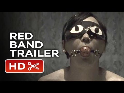 R100 Official US Release Trailer (2015) - Hitoshi Matsumoto Comedy HD