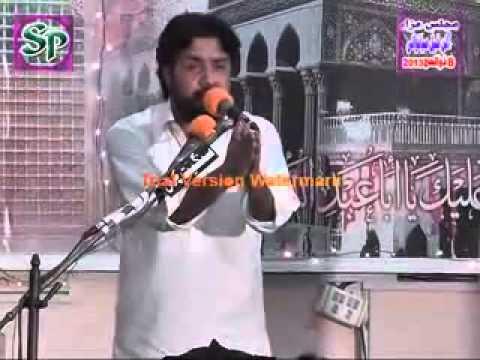 Zakir Zuriat Imran Sherazi And Zakir Taqi Abbas Qayamat-masaib video