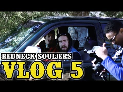 Redneck Souljers - Vlog 5: Studio Tour & Behind The Scenes