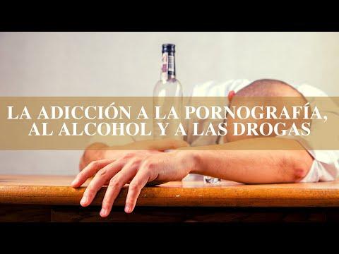 La adicción a la pornografía, al alcohol y a las drogas