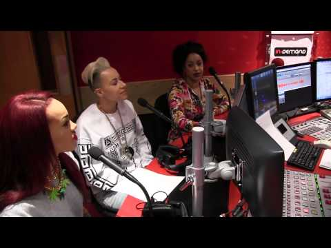 Stooshe on In:Demand