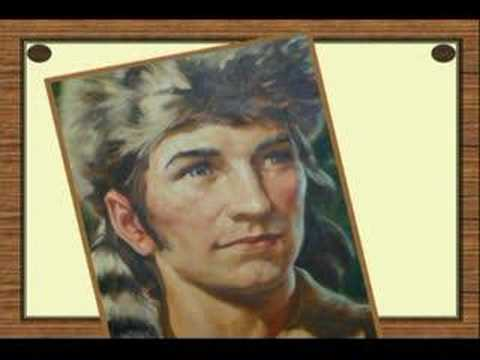Ballad of David Crockett Video