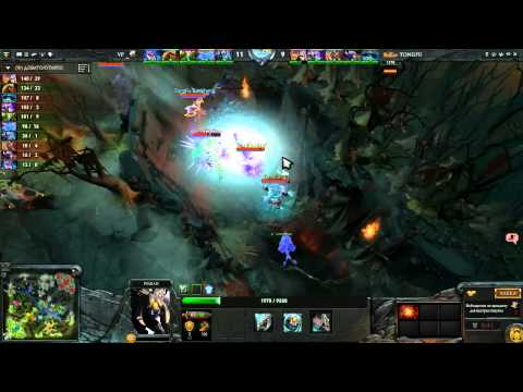 Virtus.pro vs TongFu, TI3 Group B, game 1