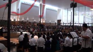 Mass of Christ the Savior - Glory To God by Dan Schutte