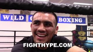 FRANKIE GOMEZ OPENS UP ON PAST MISTAKES AND WEIGHT ISSUES; EYES TITLE SHOT BY END OF YEAR