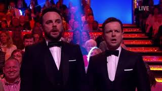 Ant and Dec- Best Bits 2017 Compilation