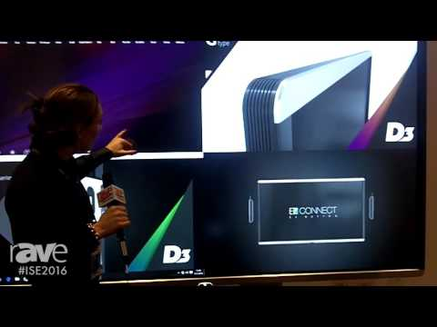 ISE 2016: DigiZoo Introduces D3 Interactive Touch Flat Panel