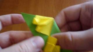 Modular Origami Petal Globe (part 1/2)