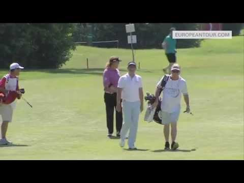 Best Golf Celebration - Miguel Angel Jimenez