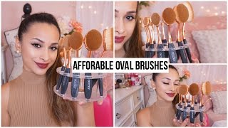 download lagu First Impressions Amazon Oval Brushes Docolor Review gratis