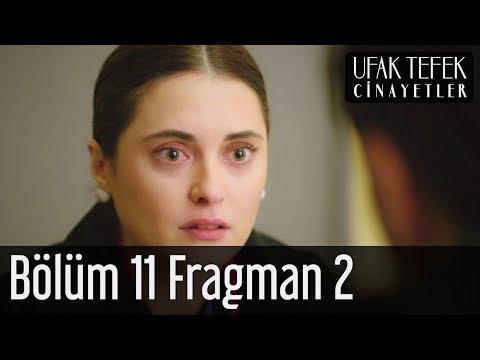 Ufak Tefek Cinayetler 11. Bölüm 2. Fragman