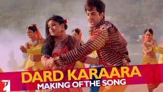 Making of the Song Dard Karaara - Dum Laga Ke Haisha