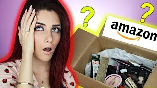 Wieder Vera*scht..? 😡 AMAZON MAKE-UP Mystery BOX Live Test I Suprise Box