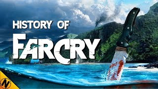 History of Far Cry (2004 - 2018)