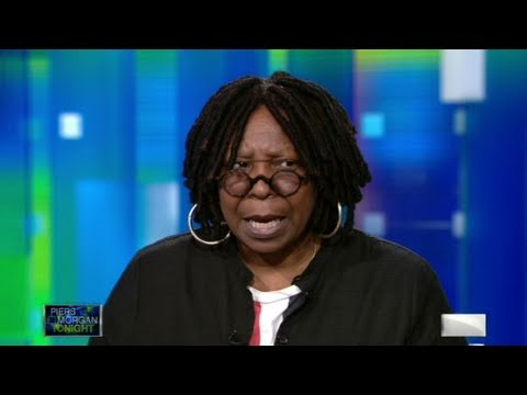 CNN Official Interview: Whoopi Goldberg 'I like my food naked'