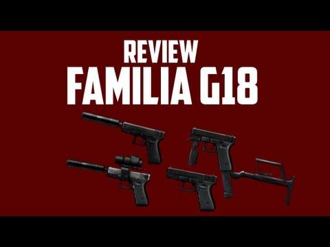 Combat Arms Brasil - Review Familia G18 - (Pistolas)