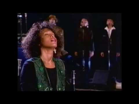 Whitney Houston &#039;This Day&#039; (Live) w/lyrics