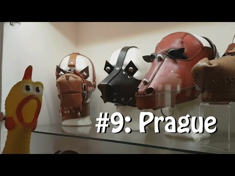 Kokot Travel #9: Prague / Czech trip with old Czech animation heroes!