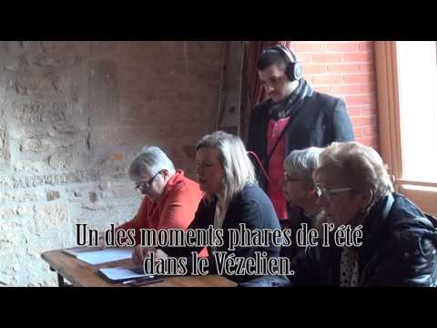 """Bilan 2013 de l'association """"Vézelay S'Enflamme"""""""