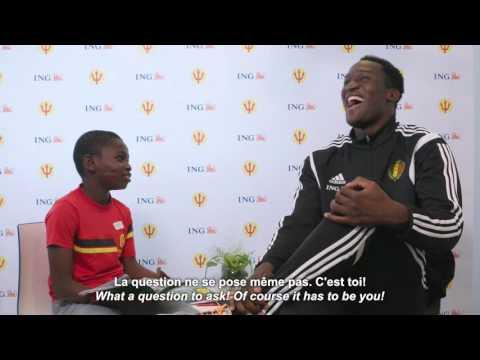 Meet & Greet Romelu Lukaku