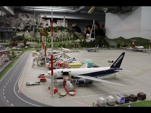 Knuffingen International Airport: Miniaturwunderland Hamburg 2015