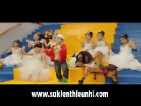 Nhảy cùng bé yêu tập 2 - Truyền hình thiếu nhi - www.sukienthieunhi.com