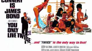 John Barry - A Drop in the Ocean (from You Only Live Twice, 1967)